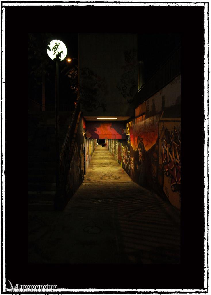 Passage vers la nuit