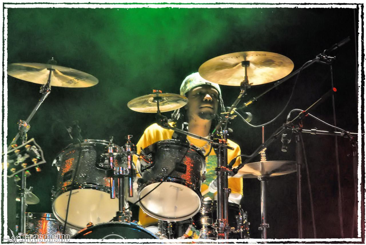 Jamaïca drums