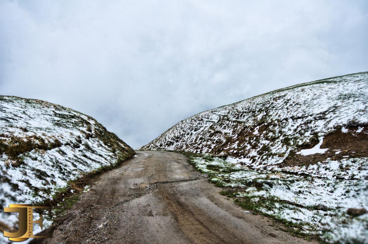 Route d'alpage