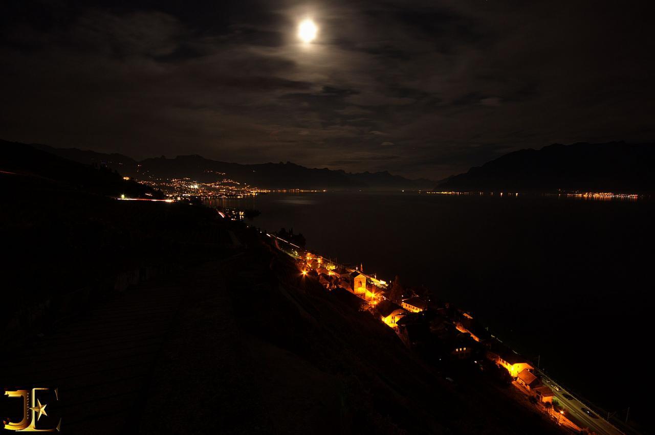Les lumières de la Riviera