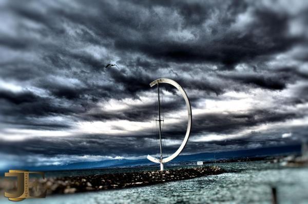 Avis de tempête à Ouchy