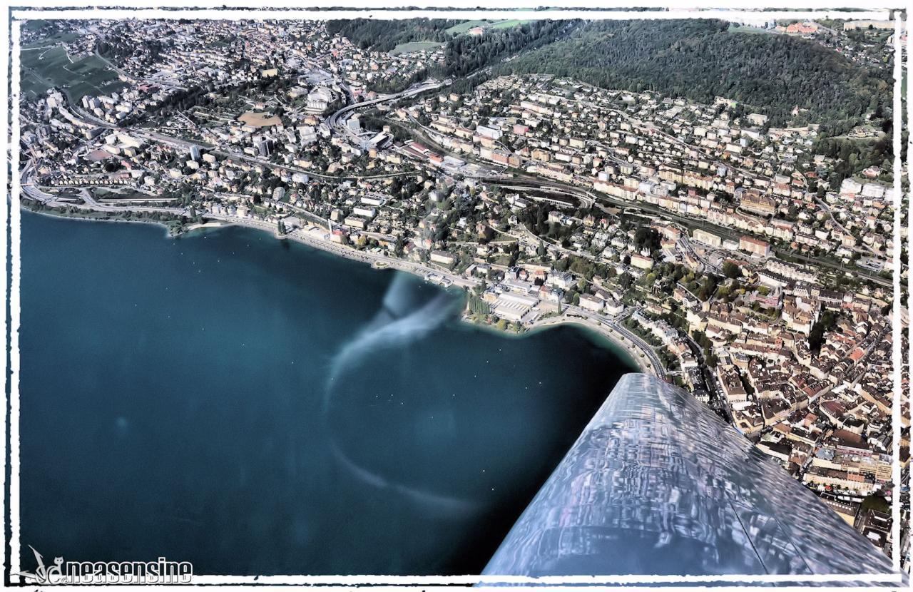 Coup dans l'aile sur Neuchâtel