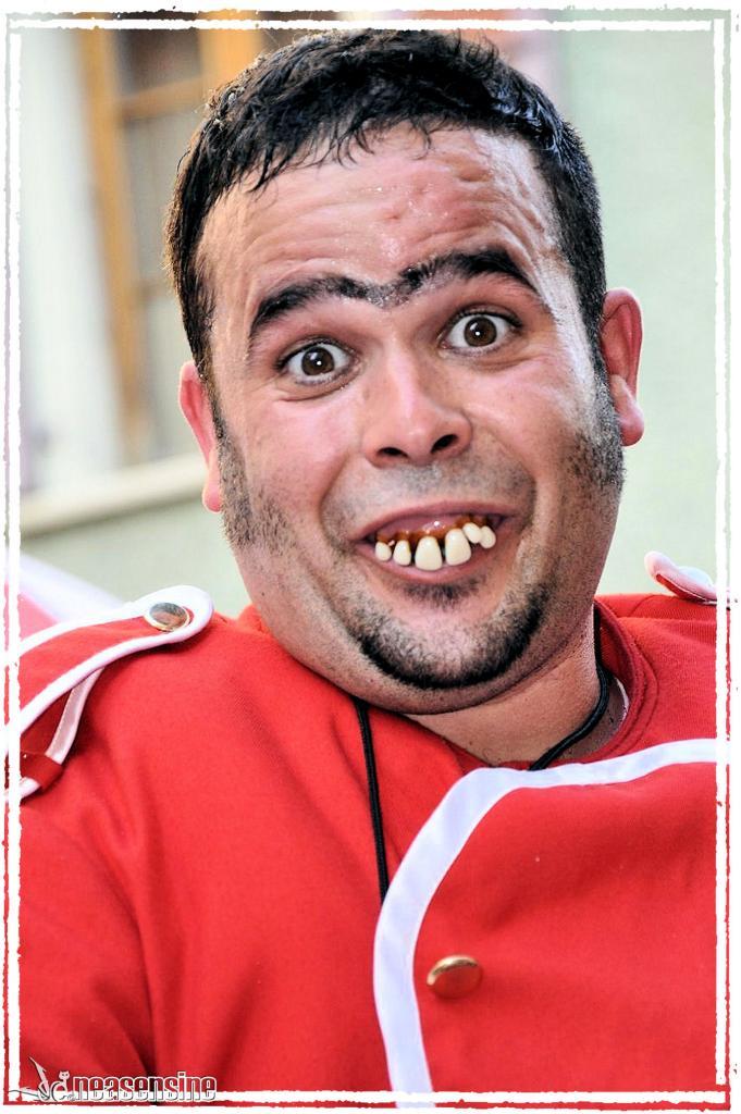 Les dents du laid