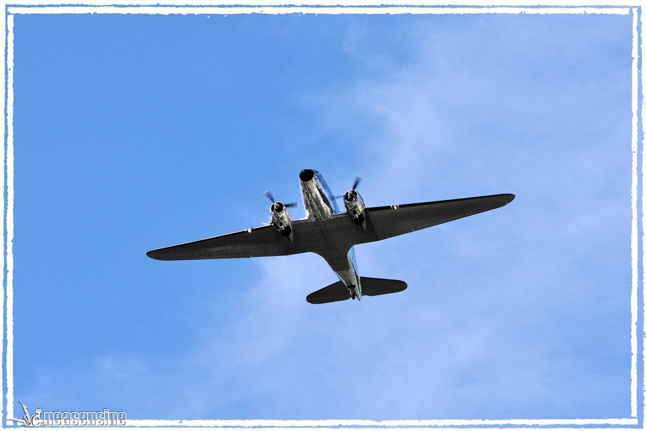 Rutilant DC-3 (Sion Air Show 2011)