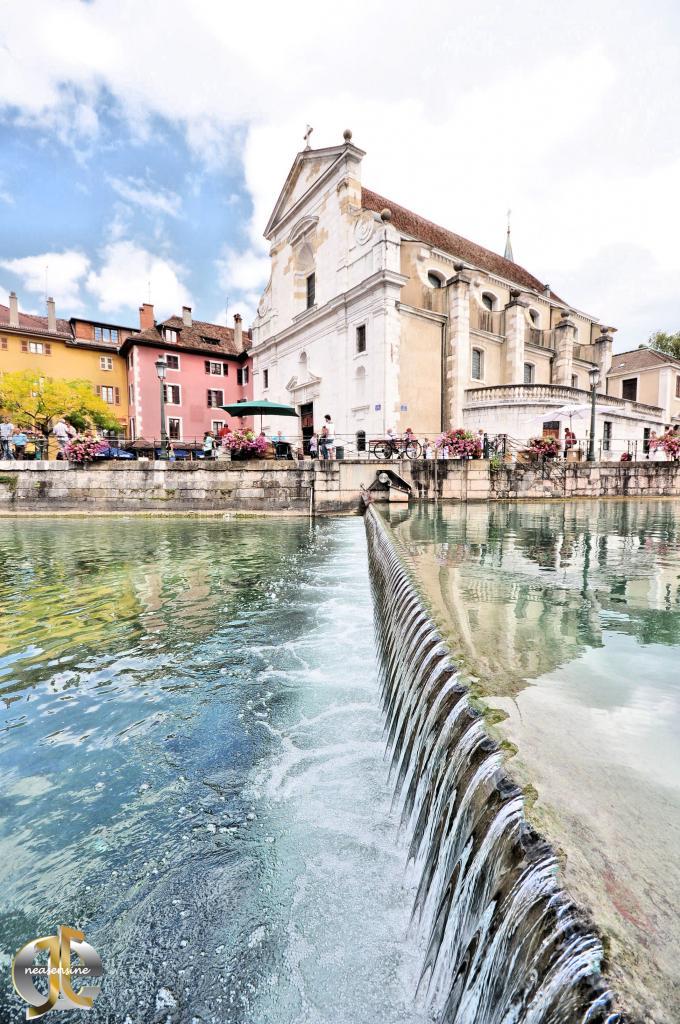 Annecy, ville d'eau