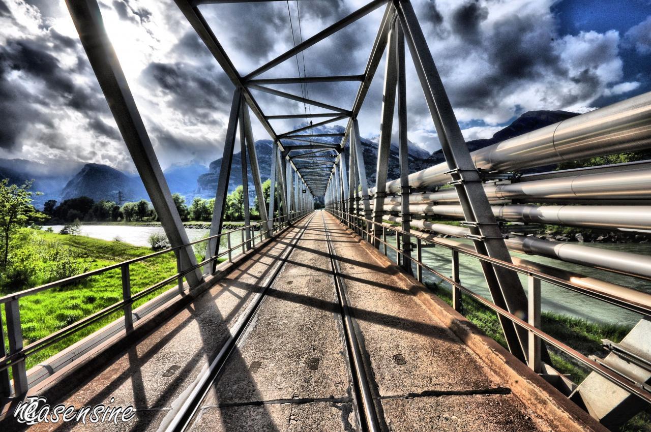 Le Pont du Rhône