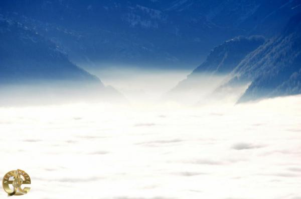 Passerelle de brume