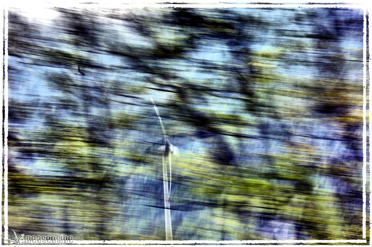 L'éolienne de Charrat