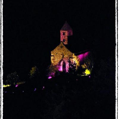 Lueurs dans la nuit