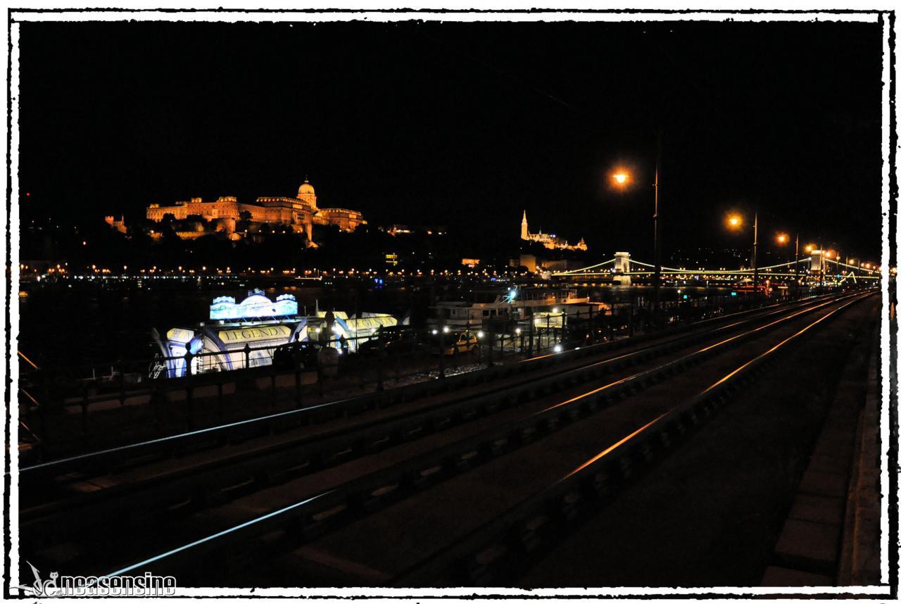 De part et d'autre du Danube