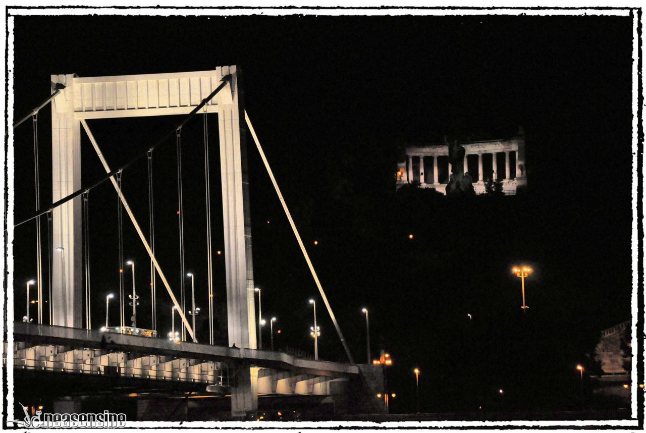 Le pont Elisabeth