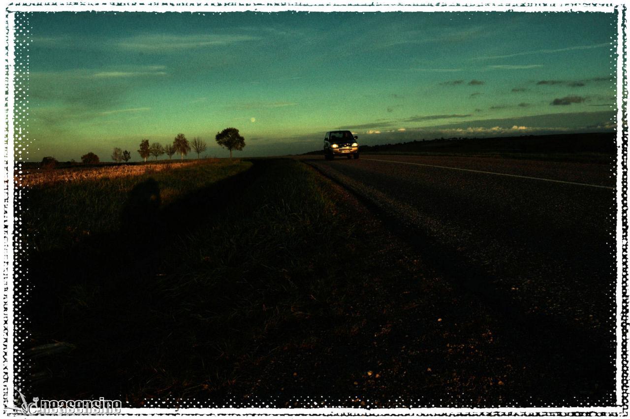 Crépuscule au Pays de Hanau