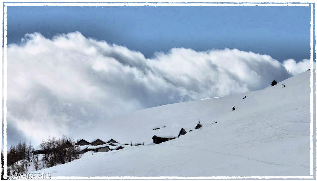 Avalanche nébuleuse