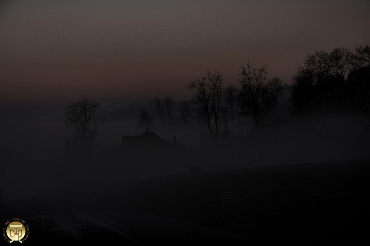 Le brouillard mange tout