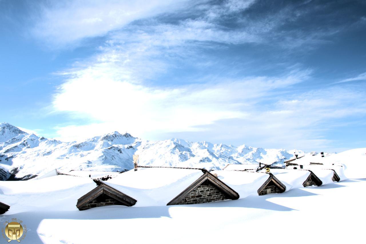Alpage et alpes
