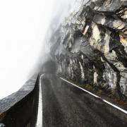 Un tunnel pour abri