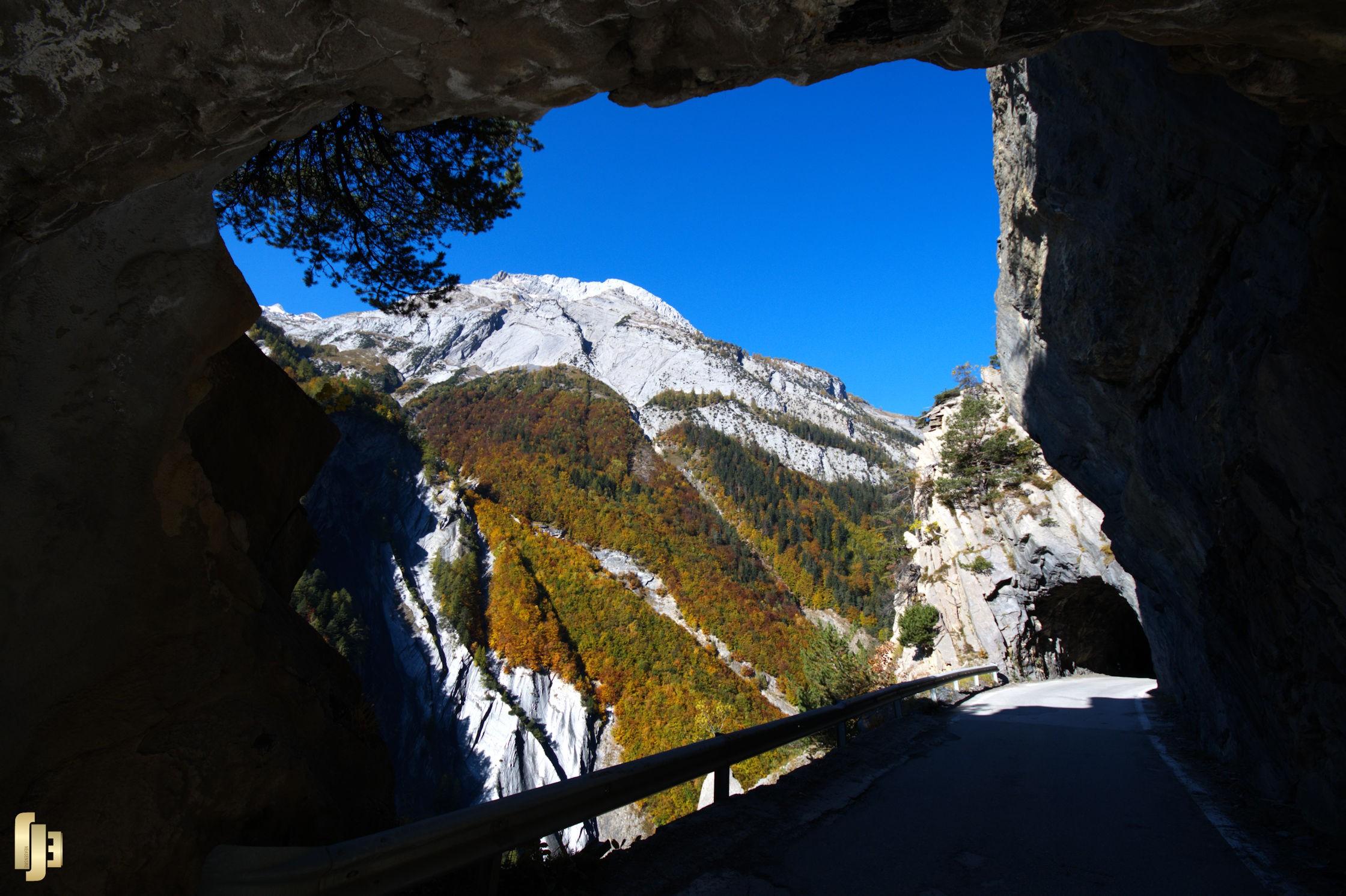 L'automne sort du tunnel