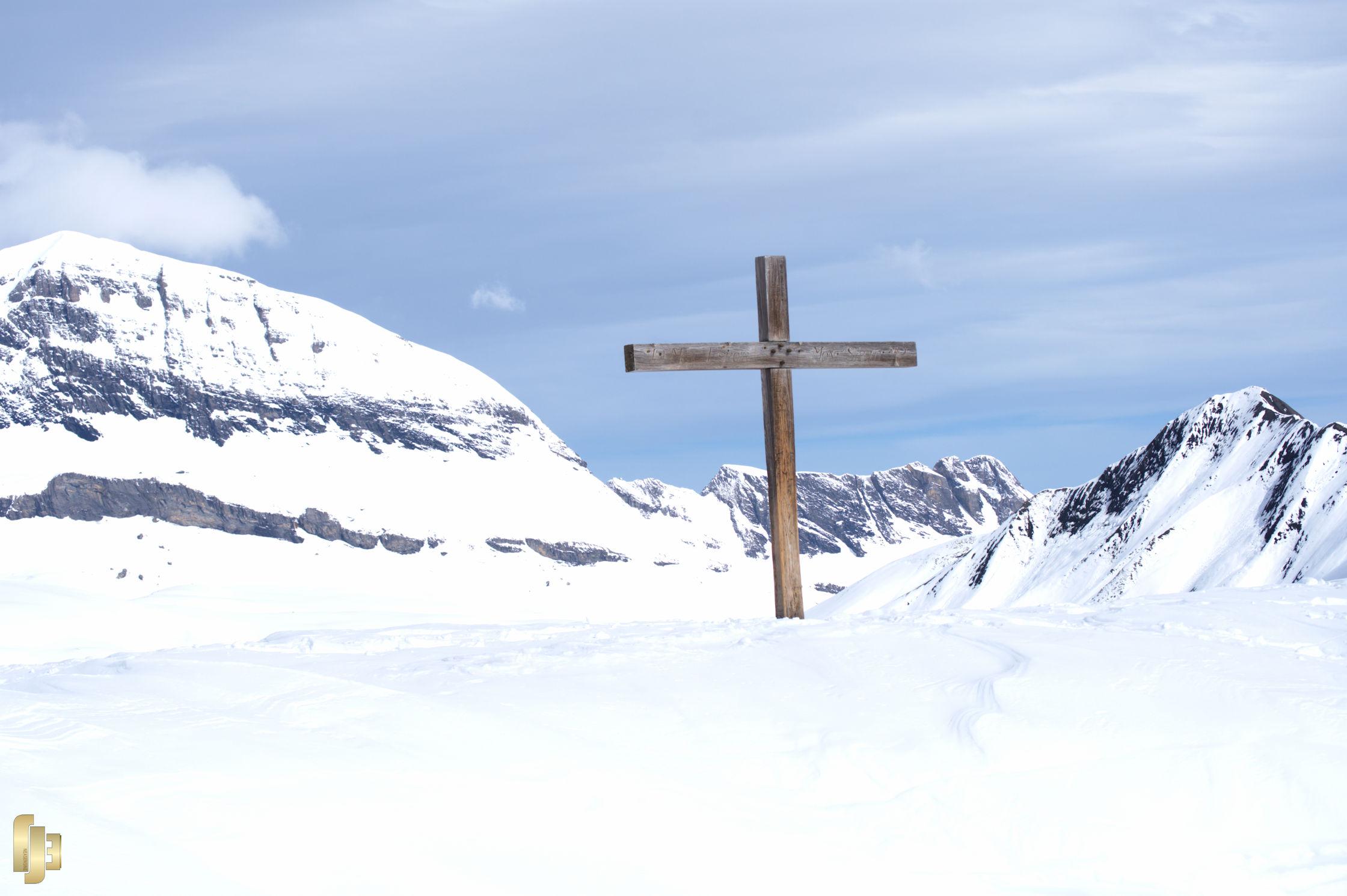 La foi au coeur des alpes
