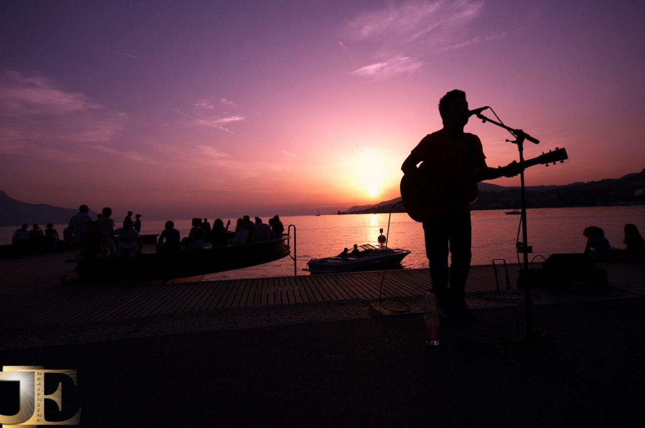 Ballade pour un coucher de soleil